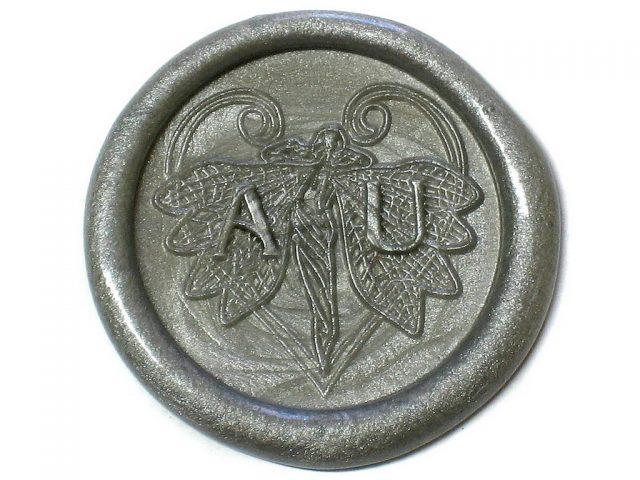 Cachet Art Nouveau
